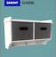 thumbnail 27 - Saxony-Bathroom-Unit-Clean-Lines-amp-Crisp-White-Finish-Cabinet-Cupboard-MDF