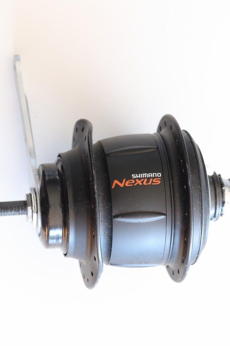 Shimano Nexus SG-8C31 Bloque de Transmisión con Renuncia Nuevo Defectuoso   comfortable