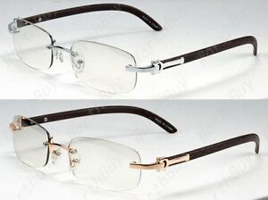 New Mens Womens 80s Old School Vintage Retro Clear Lens ...