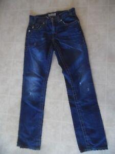 Bulgan Droit Point 30x34 Mek Hommes Épais Jeans x1qg6