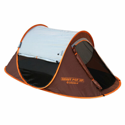 Smart Pop-up Outdoor 1~2 Person Camping Hiking Tent One-touch tent