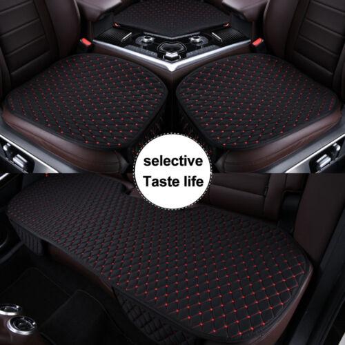 Breathable Car SUV Back Rear Seat Cover Non-Slip Protect Mat Cushion 4 Seasons