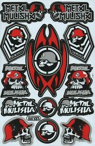 Rc-Car-Body-Shell-Skull-Stickers-Decal-Sheet-Ideal-for-Tamiya-Lunchbox