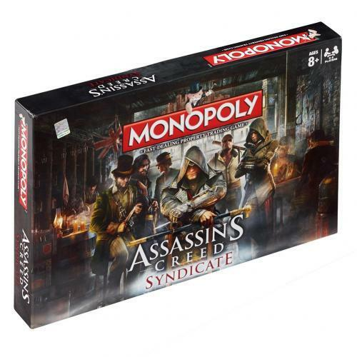 Assassins Creed Syndicate Édition Monopoly  Produit Officiel  vente en ligne