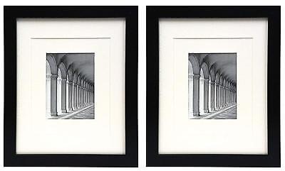 Studio 500 11x14 The Original Slim Photo Frames~Tempered Glass 4X Stronger 6P