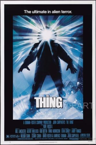 THE THING MOVIE POSTER FILM A4 A3 ART PRINT CINEMA