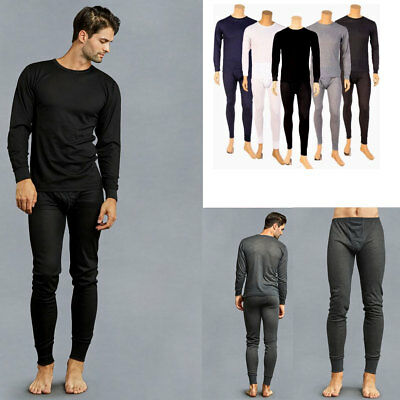 Knocker Mens 2pc Long Thermal Underwear Set