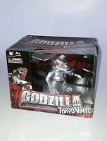 BANDAI TOKYO VINYL MECHA GODZILLA COLLECTIBLE SUPER DEFORMED ACTION FIGURE 96302