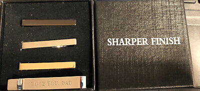 Horse Tie Bar Sterling Silver Finish or Antiqued Brass Finish Horse Money Clip