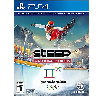Mario And Sonic At The Pyeongchang 2020 Olympic Winter Games Release Date.Steep Winter Games Edition Ps4 Brand New Road To The Olympics Pyeongchang 2018 887256033033 Ebay