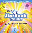 Star Rock for Kids by Lisa Damiani CD 654367424384