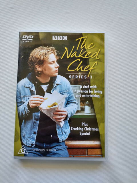 The Naked Chef : Series 1 (DVD, 2002) w/ CHRISTMAS BANGER SPECIAL