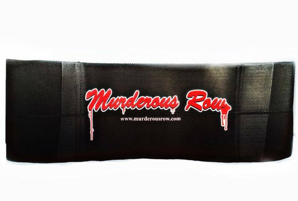 MURDEROUS ROW  Bench Press Sling Shot (2XL) -powerlifting weightlifting  brand outlet