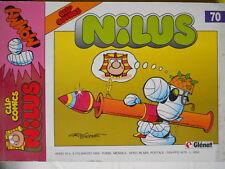 NILUS - Clip Comics n°70 1993 Origone Glenat   [G324]