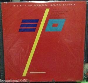 ELECTRIC LIGHT ORCHESTRA Balance of Power RECORD/VINYL ALBUM