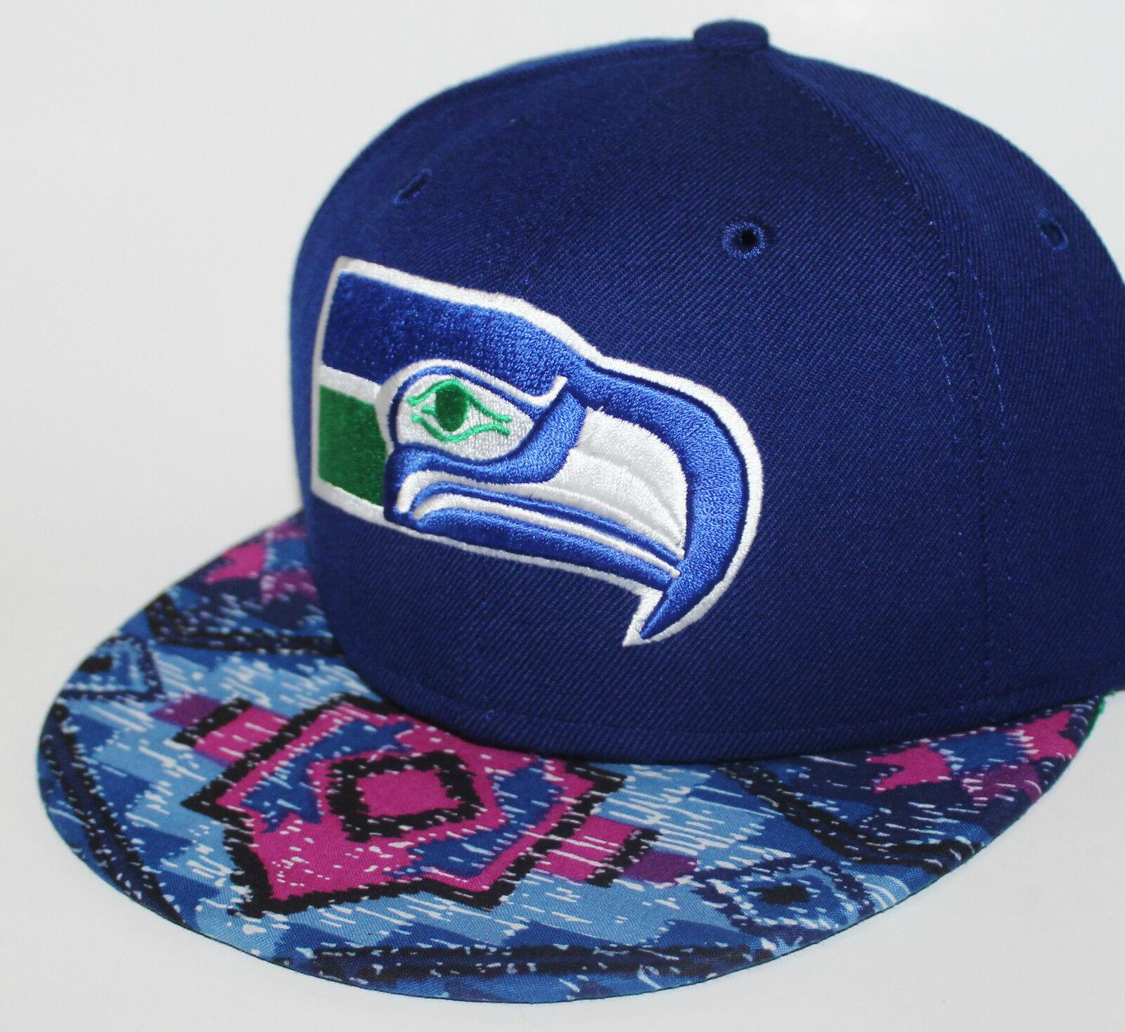 PICK1 Seattle Seahawks Native / Galaxy / Weed Bri… - image 8