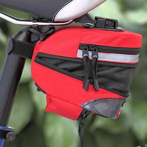 2018 NOUVEAU NOUVEAU 2018 CYCLISME Imperméable Vélo Siège Sac selle bicyclette arrière 6414f9