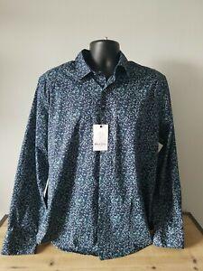 "🆕️ Robert Graham ""Orofino"" Classic Fit Shirt, Size XL"