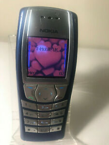 Nokia-6610i-Azul-y-Plateado-Desbloqueado-Telefono-Movil