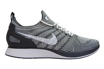 Herren Nike Air Zoom Mariah Flyknit Racer 918264102 Schwarz Weiß Oreo | eBay