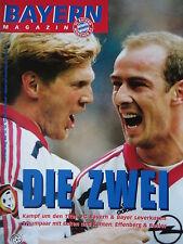 Programm 1998/99 FC Bayern München - Bayer Leverkusen