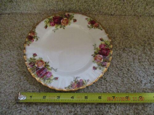 Royal Albert Old Country Roses Tea Porcelain Bone China 7/'/' Plate Lunch Dinner