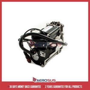 Audi A8, S8 D3 (4E) Luftfederung Kompressor  (Benziner 10-12 Zylinder) Normal,