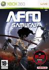 Afro Samurai - Microsoft Xbox 360 PAL