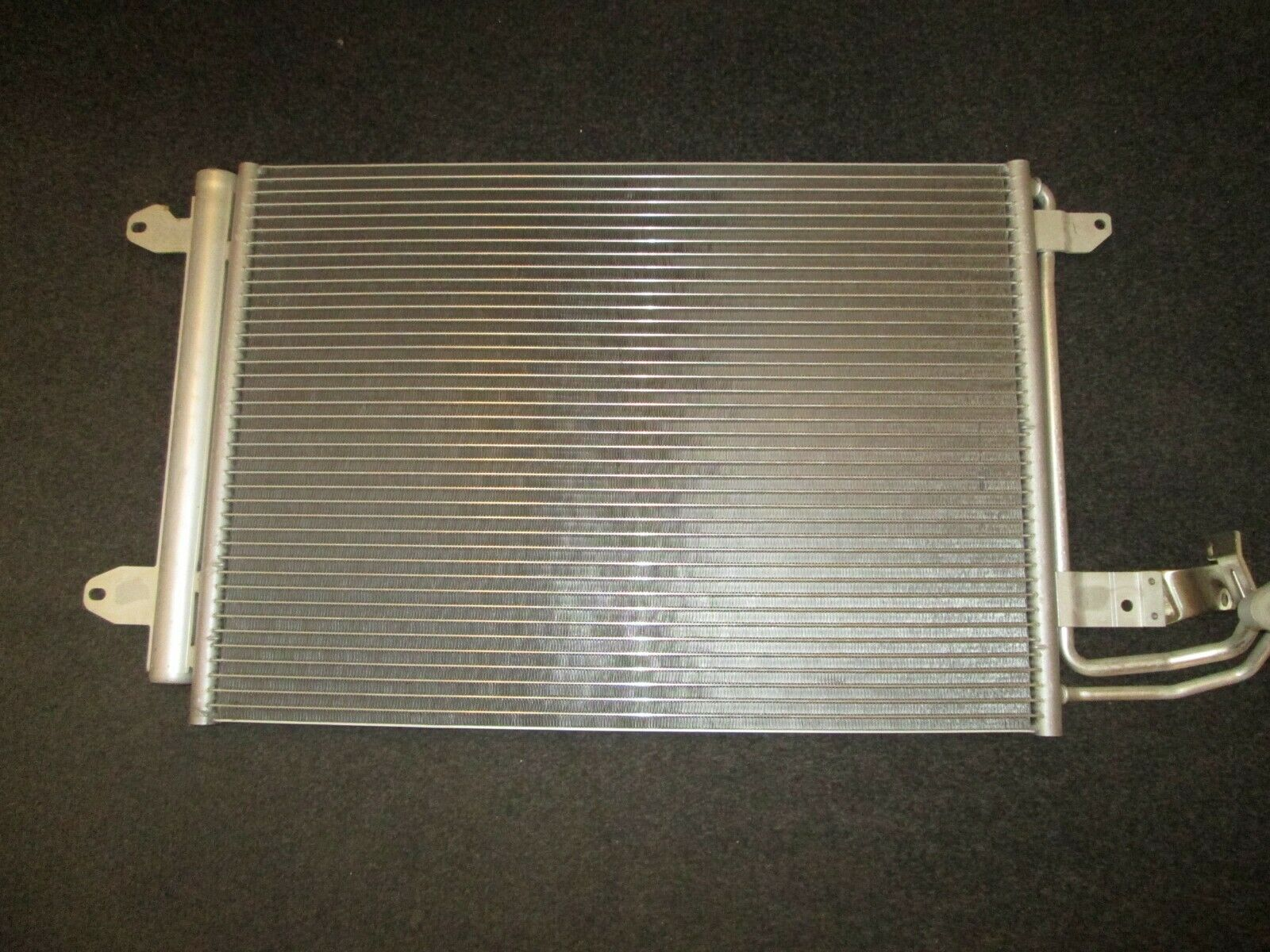PANDA AIR CON RADIATOR TO FIT FORD KA 500C FIAT 500 BRAND NEW CONDENSER