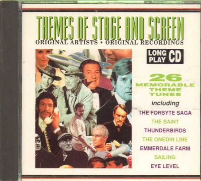 Various OST(CD Album)Themes Of Stage And Screen-New