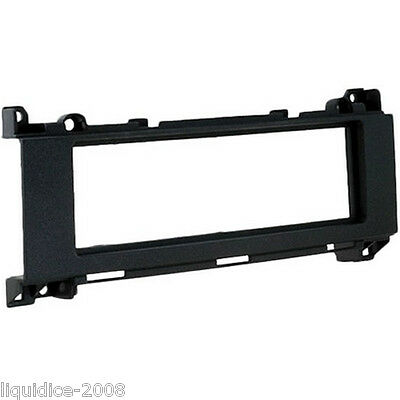 Connects2 CT24MB05 Mercedes A Class 2005 On Car Stereo Single Din Fascia Panel