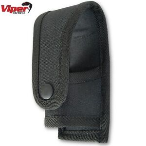 VIPER-MAG-LIGHT-HOLDER-CLOSED-TORCH-HOLDER-HOLSTER-SECURITY-BELT-POLICE-ARMY