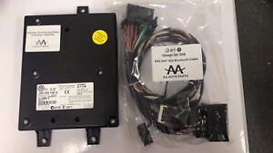 Details about Genuine Volkswagen Bluetooth Kit for RCD210 RCD300 RCD310  RCD500 RCD510 9W2