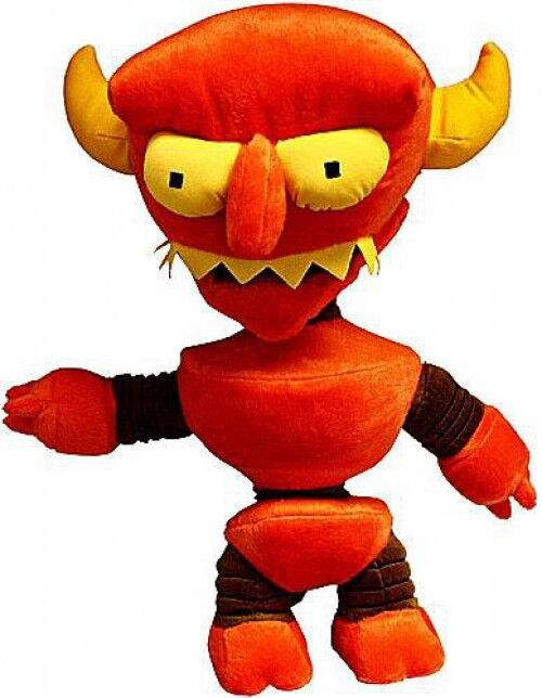 Futurama Robot Devil Exclusive 14-Inch Plush Figure