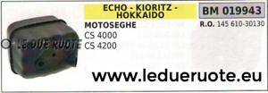 145610 Silencieux Tuyau D'Échappement Scie À ChaÎne Echo Kioritz Hokkaido Cs ChronoméTrage Ponctuel