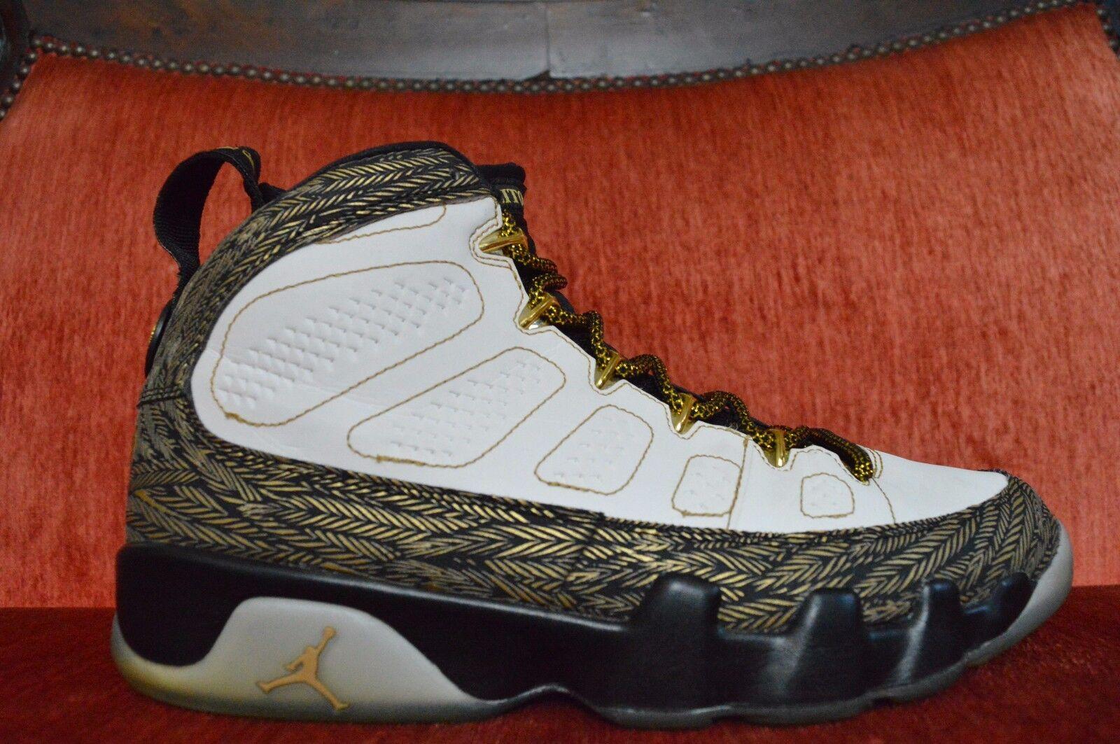2012 Nike Air Jordan IX 9 Retro Doernbecher Size 9.5 9 10 Cond OG ALL 580892 170