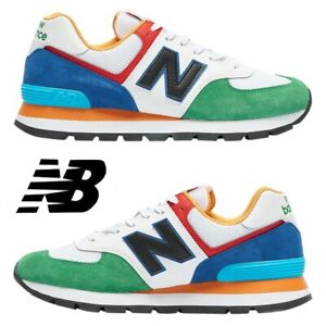 New Balance 574 Rugged Men's Sneakers Casual Shoes Running Comfort ...