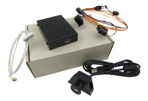 Multimedia Interface para audi ami USB AUX iPhone iPad iPod mp3 MMI sistemas 2g