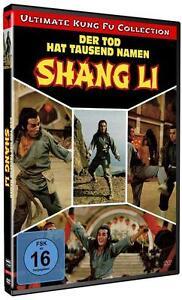 Shang-Li-Der-Tod-hat-tausend-Namen-Ultimate-Kung-Fu-DVD-1978-2013-NEU