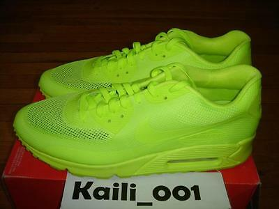Nike Air Max 90 Hyperfuse Size 14 Volt Solar Red Independence Day B | eBay