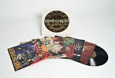 LAMB OF GOD - HOURGLASS - ULTIMATE - 6 LP - 180 GRAM - 67 TRACK - VINYL BoxSet