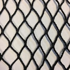 Golf Netting 12' x 12'  #21 High Impact, Black, UV Treated, Knotless 12X12GOLF