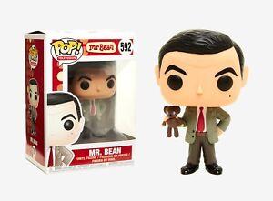 Funko-Pop-TV-Mr-Bean-Mr-Bean-Vinyl-Figure-Item-24495