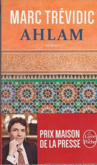 AHLAM Marc TREVIDIC roman livre Tunisie