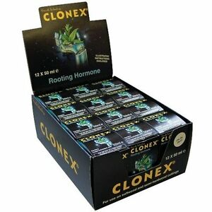 CLONEX-Rooting-Hormone-Gel-50ml-Box-of-12-Bottles-Wholesale