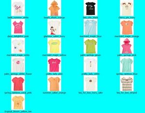 NWT-Gymboree-Girls-Knit-Tee-Top-Shirt-T-Shirt-FREE-US-SHIPPING-NEW-BG