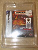 Gameboy Advance Matchbox Missions Air Land And Sea Rescue Emergency Response