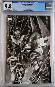 BATMAN-WHO-LAUGHS-1-CGC-9-8-VARIANT-SUAYAN-SKETCH-DC-COMICS-1ST-APP-GRIM-KNIGHT