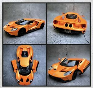 2017 Ford GT Speciale Special Edition Diecast Boxed 1:18 Scale Model Car