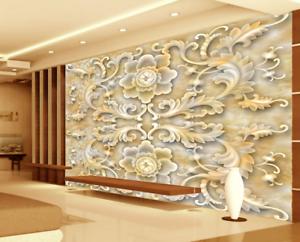 3D Abstraktes Muster 83 Tapete Wandgemälde Tapete Tapeten Bild Familie DE Summer